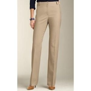 CLEARANCE Talbots Heritage Lindsey Dress Pants 8P